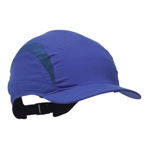 Casquette de protection First Base 3 Classic 52-65 cm bleu royal 100% polyester