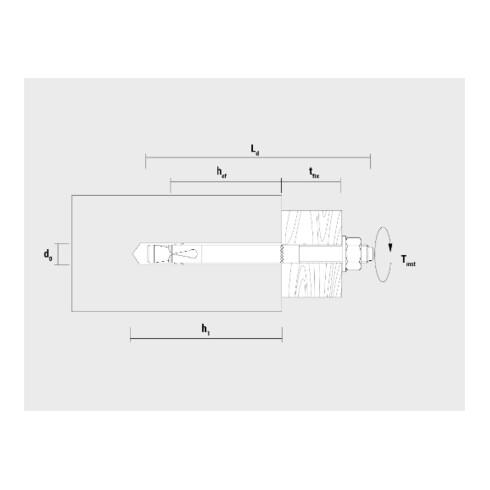 CELO Blitzanker BA nichtrostender Stahl A4