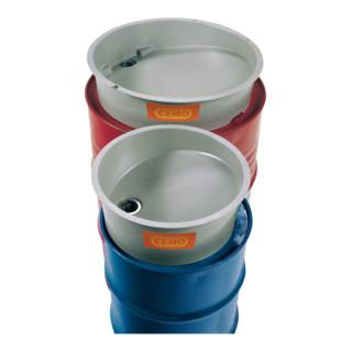 Cemo GFK-Einfülltrichter ohne Deckel für 200 Liter Fässer