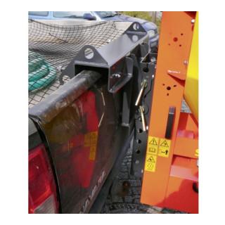 Cemo Pick-up-Aufnahme höhenverstellbar kippbar für Elektro-Salzstreuer ST-E 120