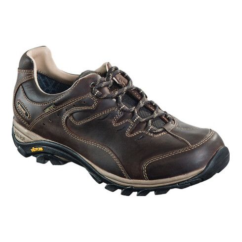 Chaussure de randonnée Caracas GTX® taille 40  6,5 marron foncé cuir nubuck