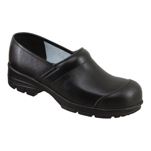 Chaussure de sécurité Sanita PU Clog T. 41 noir S2 EN ISO 20345 PU Clog