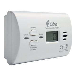 CO-Melder X10-D H.71mm weiß 85 dB/3m