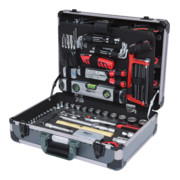 """Coffre à outils KS Tools 1/4""""+1/2"""" 127 pcs."""