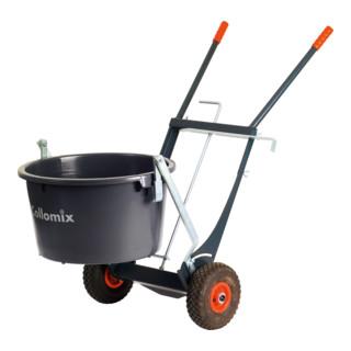Collomix Transportwagen für 65 Liter-Kübel