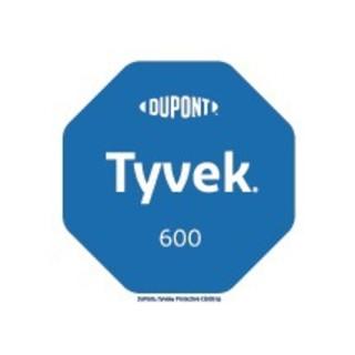 Combinaison jetable Tyvek® Classic Plus taille XXL blanc cat. III DUPONT