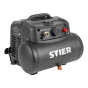 Compresseur STIER MKT 200-8-6, sans huile