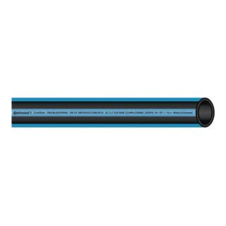 ContiTech Pressluftschlauch TRIX® Blaustrahl ID 25mm AD 39mm L.40m blau/schwarz NBR Rl.