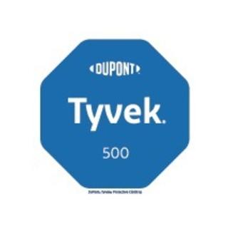 Couvre-chaussure Tyvek® L. env. 40 cm blanc cat. I DUPONT