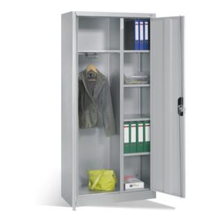 CP Akten-Garderobenschrank mit Flügeltüren