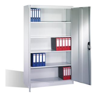 CP Büroschrank mit Flügeltüren, 5 Ordnerhöhen