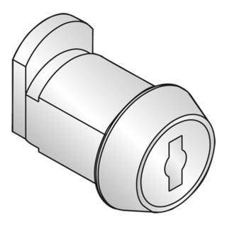 CP Zylinderschloss mit 2 Schlüsseln