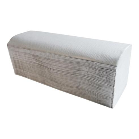 CWS Papier-Falthandtücher V-Falzung Recycling, 1-lagig, natur, 5000 Blatt