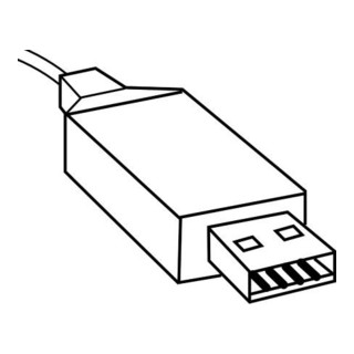 Datenkabel USB inkl. Software FORMAT