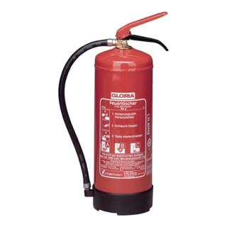Dauerdruck Pulverfeuerlöscher PD12GA 12kg Brandklasse A/B/C m.Wandhalter GLORIA
