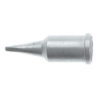 Dauerlötspitze OG072KN meißelförmig 2,4mm f.Art.Nr.872530 ERSA