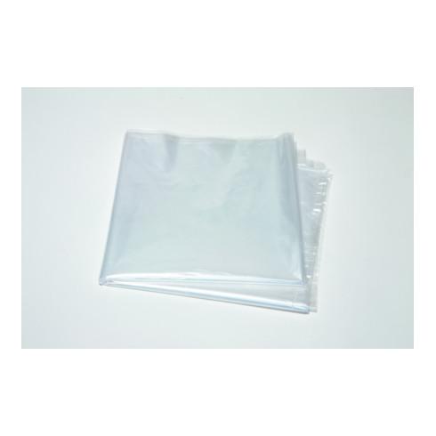 Deiss LDPE - Abfallsack 240l transparent