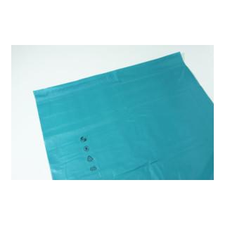 Deiss Premium - Abfallsack 240l blau