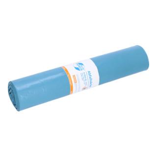 Deiss PREMIUM PLUS - Abfallsäcke aus Recycling-LDPE 120 l