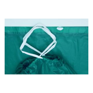 Deiss Premium - Zugbandsack 120l blau (25 Stück...