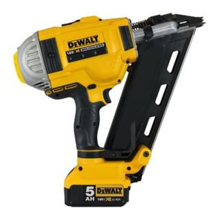 DeWalt 18,0 V / 5,0 Ah 90mm Akku-Nagler  DCN692P2-QW