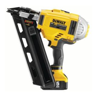 DeWalt 18,0 V / 5,0 Ah 90mm Akku-Nagler  DCN695P2-QW
