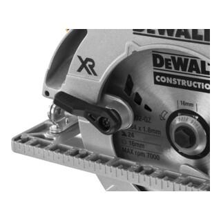 DeWalt Akku-Handkreissäge 18V (Basisversion) DCS572NT-XJ