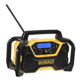 DeWalt Akku- und Netz Kompakt-Radio mit Blütooth