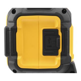 DeWalt Bluetooth-Lautsprecher DCR011-XJ