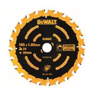 DeWalt DT10640-QZ Akku-KSB 165x20 40 WZ 18° für DCS391