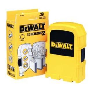DeWalt DT7926-XJ Index-Box HSS-G EXTR.2 1-13 (29-tlg.)