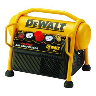 DeWalt Kompressor 1,5HP 6L DPC6MRC-QS