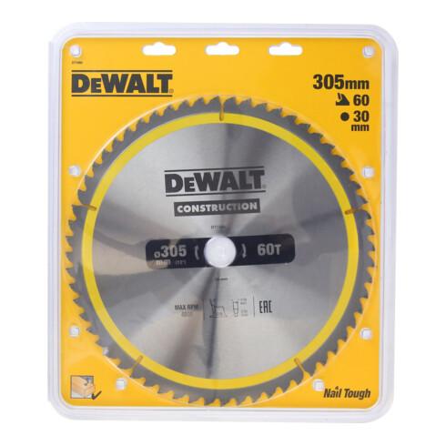 DeWalt Kreissägeblatt stationär 305/30 mm 60WZ DT1960-QZ