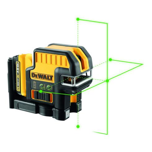 DeWalt Linienlaser DCE0825D1G DCE0825D1G-QW