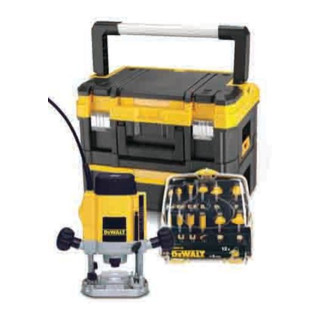 DeWalt Oberfräse Set DW615KXT in T-Stak-Box