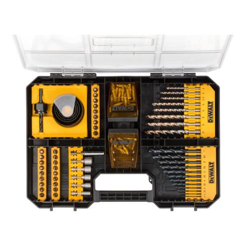 DeWalt Universal-Set 100-tlg. TSTAK kompatibel DT71569-QZ