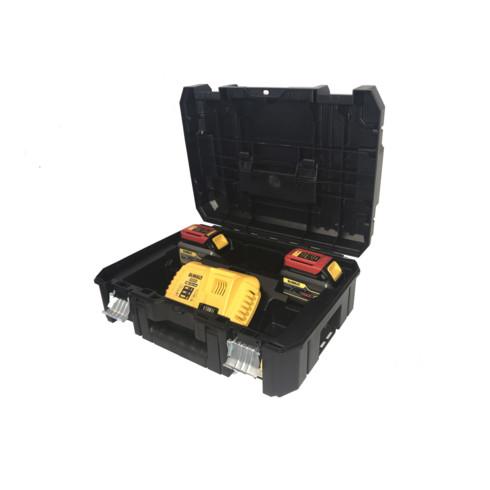 DeWalt XR FLEXVOLT Akku-Starter-Set DCB118T2T-QW