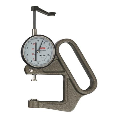 Dickenmessgerät K 50/3 E 0-30mm Abl. 0,1mm KGL 5=emm m. Kal. Käfer