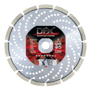 Diewe Diamanttrennscheibe DFX