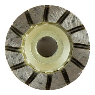 Diewe Turbo Diamantschleiftopf Ø 50 Aufnahme M14