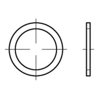 DIN 7603 Flachdichtring Form A
