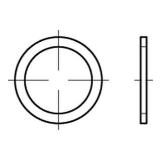 Flachdichtring DIN 7603 Form A