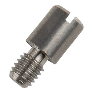 DIN 927 Zapfenschraube mit Schlitz