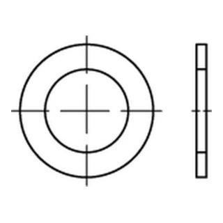 DIN 988 Stützscheibe