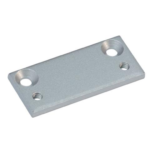 Dorma Scharnierplatte silber TS73 V/TS 83