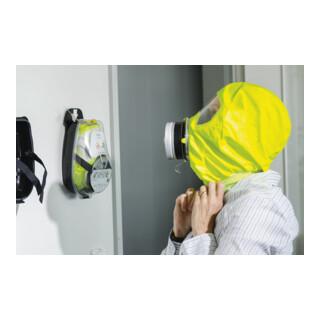 Dräger Brand- und Industriefluchthaube PARAT® 7520 Soft Pack, ABEK CO P3 Filter