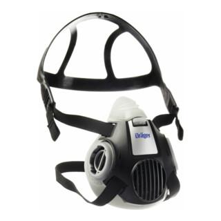 Dräger Lackiererset - Halbmaske X-plore 3300 L inkl. A2P3 R D Filter