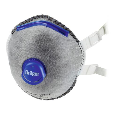 Dräger Safety Atemschutzmasken-Set X-plore Serie 1300, Filter: P3VC
