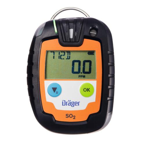 Dräger Safety Eingasmessgerät Pac 6000, Typ: SO2