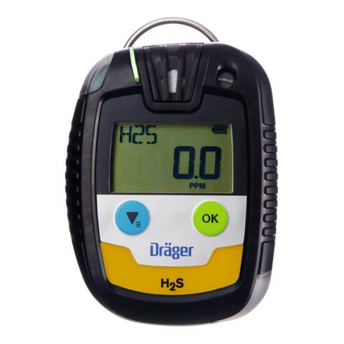 Dräger Safety Eingasmessgerät Pac 6500, Typ: H2S